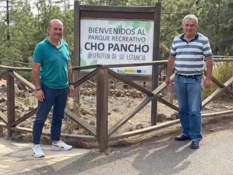 Reabre el Parque recreativo Cho Pancho de San Miguel de Abona / CanariasNoticias.es
