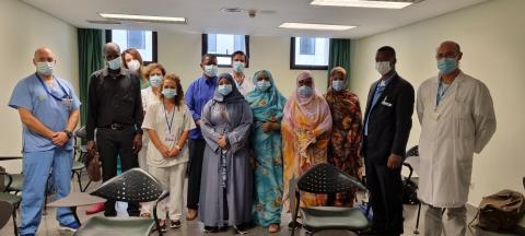 El Hospital Insular de Gran Canaria forma a enfermeras de Mauritania / CanariasNoticias.es