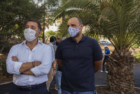 José Manuel Bermúdez y Alfonso Cabello / CanariasNoticias.es