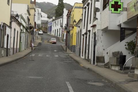 Calles del casco de Valleseco / CanariasNoticias.es