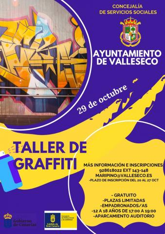 Valleseco. Arte Urbano/ canariasnoticias