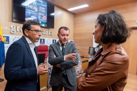 Teodoro Sosa y Francisco Atta/ canariasnoticias.es