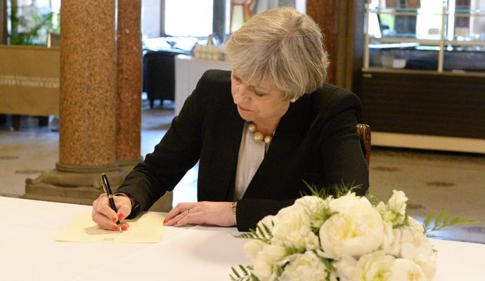 """El Reino Unido eleva a """"crítico"""" su nivel de alerta antiterrorista"""